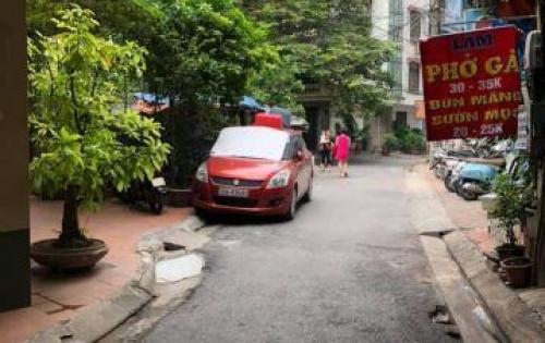 Bán nhà phân lô Lương Đình Của, ô tô vào nhà, ở ngay, 55m2, 6.5 tỷ.
