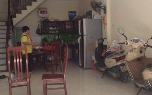 Bán nhà mặt ngõ, phân lô, kinh doanh nhỏ ở Thái Thịnh, DT 30m, giá 4.6 tỷ.