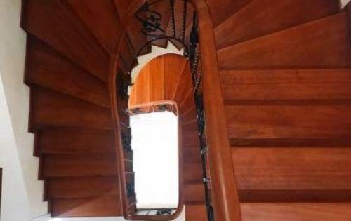 Nhà đẹp Hoàng Cầu, 45m, ô tô đỗ cửa
