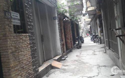Bán nhà riêng khu Đặng Văn Ngữ 23m2 x 4 Tầng, Gần đường oto ngõ 2.5m. 2.3 Tỷ