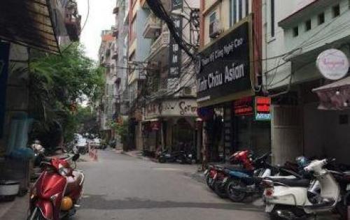 Bán nhà Phạm Ngọc Thạch, kinh doanh, gara ô tô, 54m2 x 5T, 6.4 tỷ.