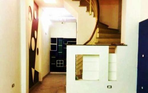 Bán nhà đẹp 2 mặt thoáng, mặt ngõ khu Tây Sơn. Giá chỉ 3.8 tỷ