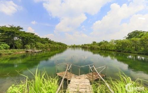 Everde City – Phú Mỹ Hưng của tỉnh Long An,SHR 1,9 tỷ 120m2 hạ tầng tuyệt đẹp.