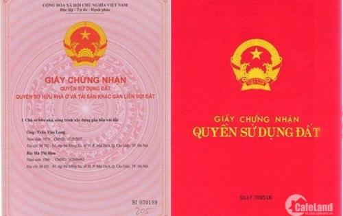 Chính chủ cần bán gấp lô đất đường Cửu Việt 1 - Trâu Quỳ, Giá 32tr/m2.