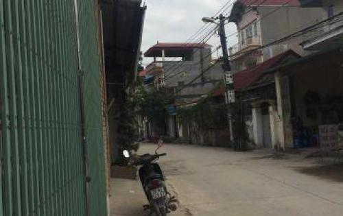 Đất phố Kiên Thành, TT Trâu Qùy, huyện Gia Lâm, Hà Nội.