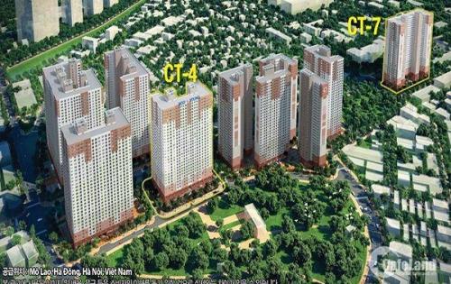 Thanh tóa 40% nhận nhà ở ngay tại dự án Booyoung Vina  Mỗ Lao.LH: 0975247569