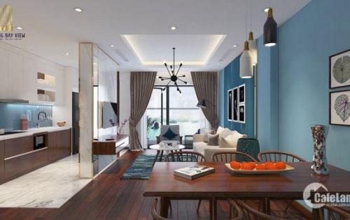 Bán căn hộ 106m2 Hạ Long -900 triệu- full nội thất, sổ đỏ chính chủ