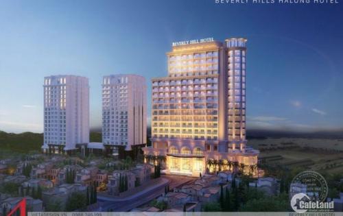 Bán căn hộ hometel trung tâm Bãi Cháy, view Vịnh Hạ Long, sổ đỏ lâu dài, cam kết lợi nhuận 10%/năm/10 năm