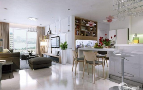 Bán lỗ căn hộ tại Hạ Long - 1.6 tỷ, đủ đồ, sổ đỏ, CK 100 triệu