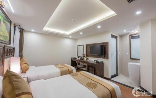 Cần bán khách sạn tại Hòn Gai gần vịnh, giá cả thương lượng, đã đủ đồ