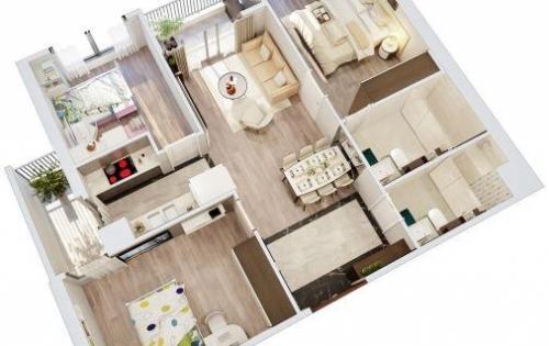 ( Chỉ còn đúng 1 căn góc 04 tòa B ) Imperia Sky Garden cho khách hàng nhanh tay nhất LH 0972461892