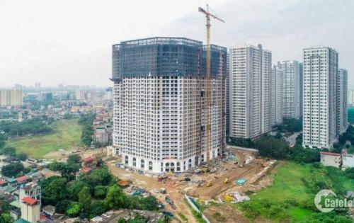 Căn hộ SmartHome Sunshine Garden Minh Khai full nội thất nhập khẩu, CK 6%, quà tặng lên đến 100tr