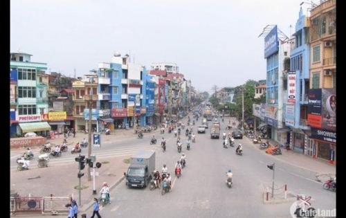 Mặt phố Minh Khai 200m2,gần Times, kinh doanh siêu lợi nhuận, 47 tỷ