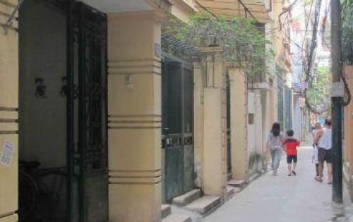 Chính chủ bán nhà, ngã tư Bạch Mai, Thanh Nhàn, DT 50m, 5 tầng, ngõ xe ba gác.