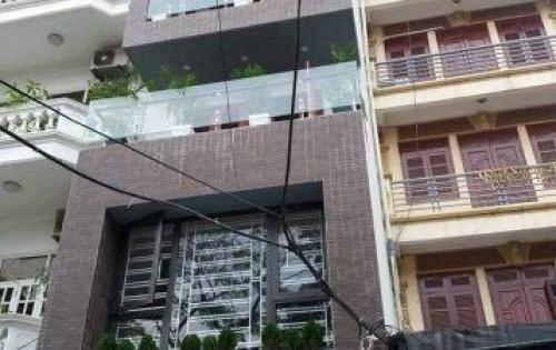 Giá tốt! Bán nhà Võ Thị Sáu 5 tầng 60m2 ngõ 3m chỉ 5 tỷ.