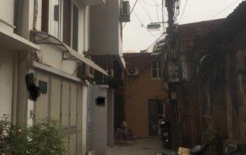 Bán nhà mới phố Lạc Trung, Vĩnh Tuy. Diện tích 36m2, giá 3 tỷ.