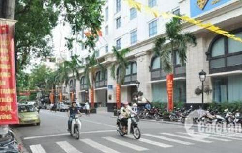 Bán nhà mặt phố Trần Khát Chân, diện tích 30m2, 5 tầng, mặt tiền 5m, gần Phố Huế, 11,2 tỷ