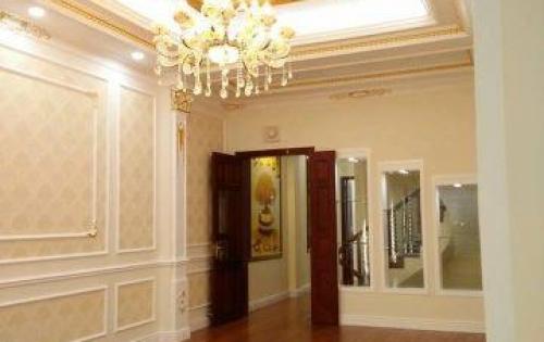 Nhà 2 mặt thoáng, kinh doanh Hai Bà Trưng 45m2 5T giá 5.9 tỷ.