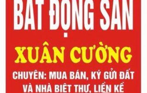 Bán nhà đất đô thị Nam An Khánh Hoài Đức Hà Nội