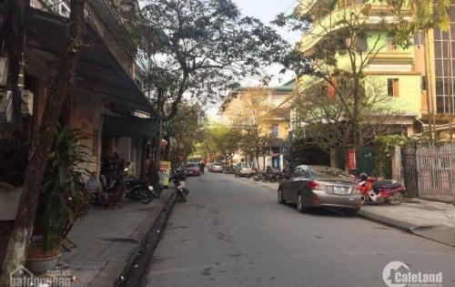 Đất nền giá rẻ phố Trương Định, Hoàng Mai, 110m2, MT rộng,oto giá 7 tỷ