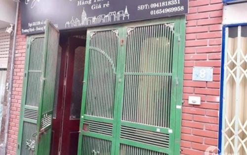 Bán nhà Trương Định 28m2 4tầng 2.4 tỷ oto tránh kinh doanh tốt