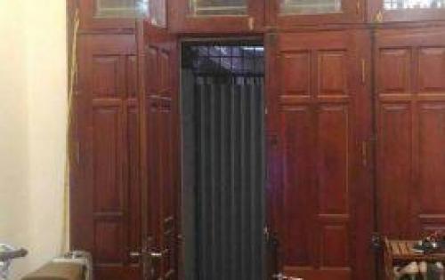 Bán nhà Trương Định 30m2 5tầng2.75tỷ tặng nội thất,nhà mới xây