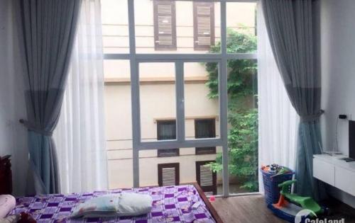 Bán nhà đẹp 36m2, 4 tầng, ngõ rộng, gần bãi ô tô, ngõ 24 Kim Đồng. Giá 3 tỷ