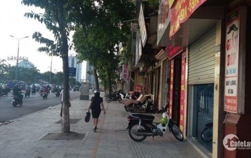 Nhà 4 tầng, kinh doanh sầm uất, gara ô tô phố Giải Phóng giá 7.9 tỷ
