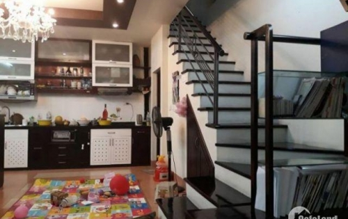 Lĩnh Nam nhỏ tiền, nhà đẹp ở ngay ô tô, 5 tầng 31m2, 2.35ty.