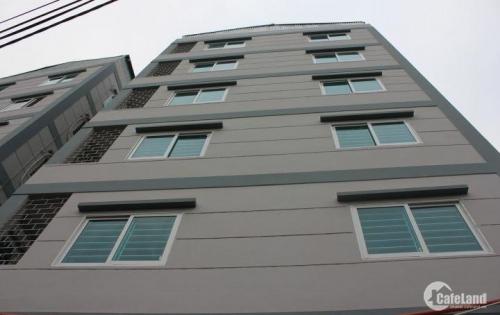 Bán nhà phố Lĩnh Nam, Hoàng Mai, 55 m2, 8 tầng, 3.5 tỷ.
