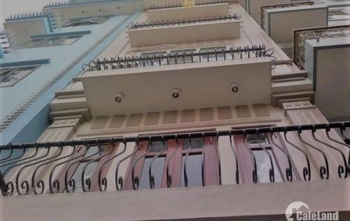 Bán nhà phố Tân Mai, 45m2, 4 tầng, kinh doanh, 3.35 tỷ.