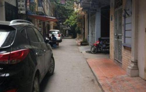 Bán nhà riêng gara ô tô sát phố Hoàng Mai. Giá 3,8 tỷ