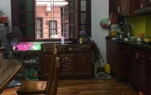 Chính chủ bán nhà đẹp ngõ 143 phố Nguyễn Chính