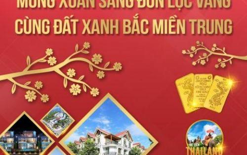 Biệt thự vườn - Sản phẩm vàng cho sự an cư tại Center Park Huế