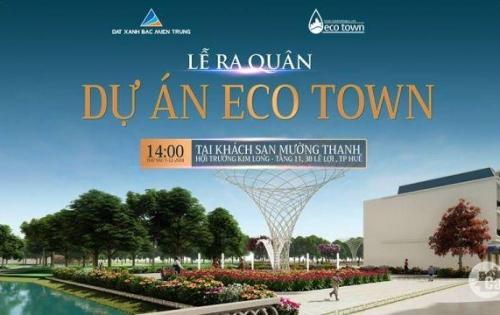 ECO TOWN - Trao tiện nghi, xanh cuộc sống