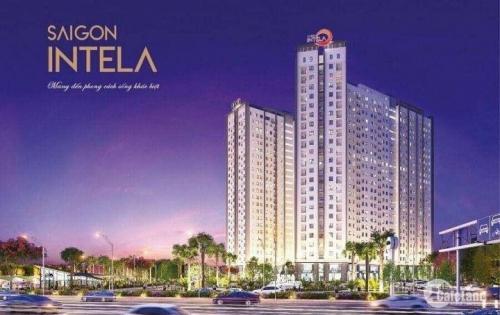 Căn hộ thông minh đầu tiên tại khu nam Sài Gòn là Dự án căn hộ ven sông Saigon Intela