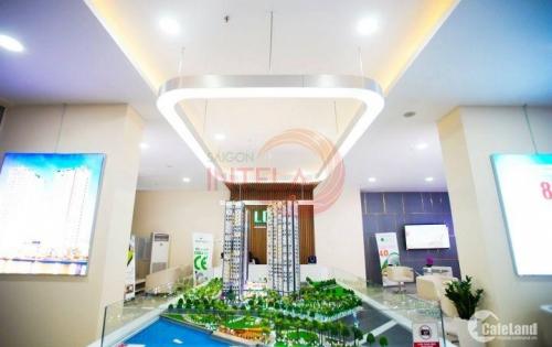 Căn hộ Saigon Intela hội tụ đầy đủ các yếu tố cho khách nhu cầu đầu tư và ở