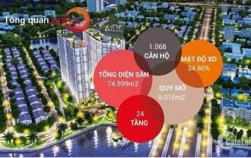 Khu căn hộ sinh thái đáng sống nhất Nam Sài Gòn. Giá 1.2 tỷ/ 2PN, 2WC (VAT)