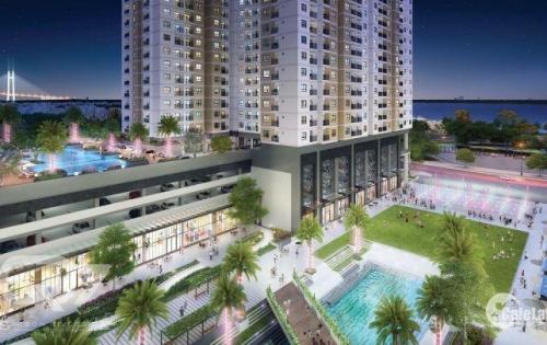 Khu căn hộ thông minh SAIGON INTELA ngay Nguyễn Văn Linh chỉ 1.2 tỷ căn 2PN, 2WC.