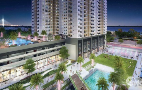 Dự án Khu căn hộ thông minh ven sông Saigon Intela giáp quận 8