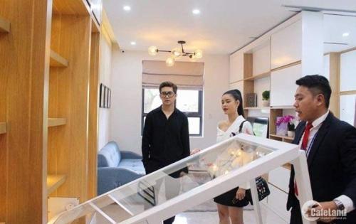 Bán căn hộ thông minh đầu tiên tại Việt Nam giá 1,2 tỷ/ căn 2PN