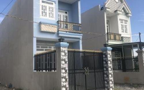 Nhà Tân Kim, hoàn thiện 1 trệt + 1 lầu, ngay mt Quốc Lộ 50, 990 triệu/căn, shr