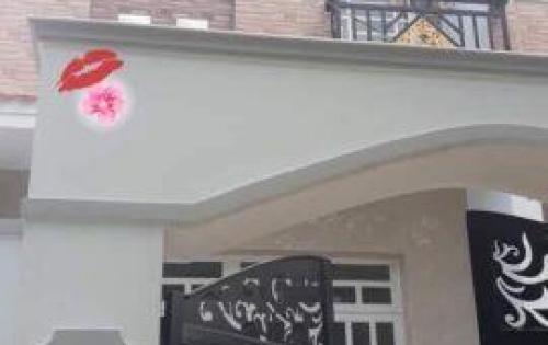 Nhà 1 trệt 2 lầu ,nhà mới đón tết giá siêu ưu đãi chỉ từ 999tr ngay chợ Hưng Long