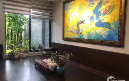 Bán nhà phố KDC 13B Conic Bình Chánh đường số 7, giá 7.3 tỷ, 120m2, cực đẹp