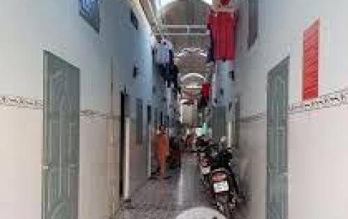 Cần bán dãy trọ 10 phòng Mặt Tiền Nguyễn Văn Khạ ngay TTHC Củ Chi giá 1tỷ3 Sổ Hồng Riêng