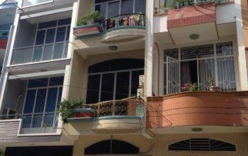 Bán nhà 2 mặt phố, Vị trí đẹp, kinh doanh tốt. Cư xá Bà Điểm, Hóc Môn.