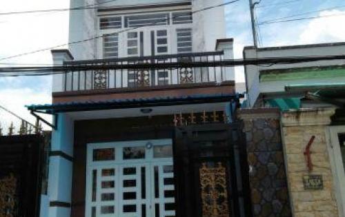 Cần bán gấp căn nhà 1 triệt 1 lầu nhà đẹp tại thới Tam Thôn, hóc Môn