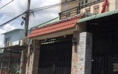 Đi nước ngoài bán gấp nhà MT Trung tâm xã Tân Xuân H.Hóc Môn