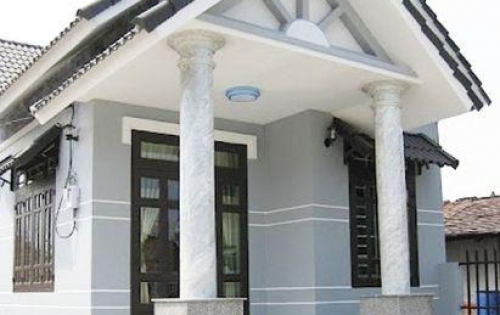 Chị Hai cần bán nhanh căn nhà đường Bùi Thị Lùng - 95m2.Gía 950tr.SHR
