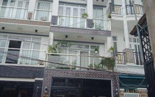 Bán biệt thự phố 1806/42/14 Huỳnh Tấn Phát, Nhà Bè, Diện tích: 4m x 14m, giá 4.3 tỷ